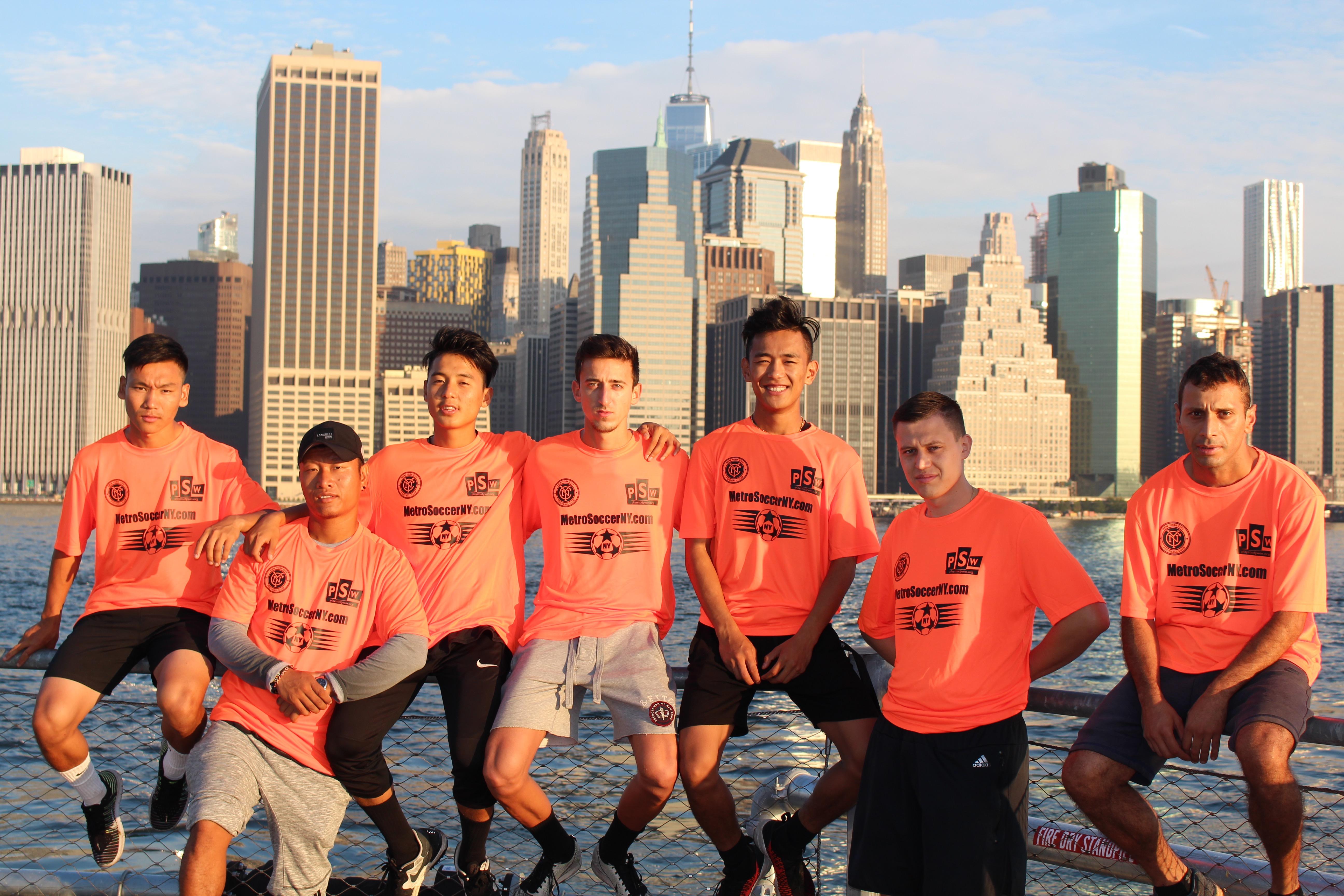 Good Orange Team
