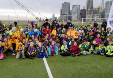 Pier 5 Youth Program