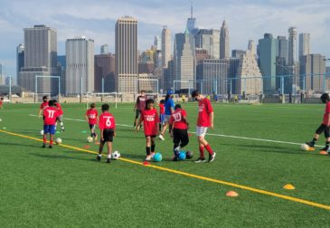 PIER 5 YOUTH SOCCER – FALL '21